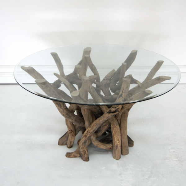 Natural Driftwood Dining Table to seat 10