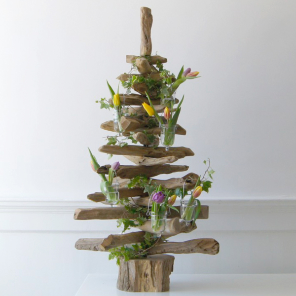 Natural Driftwood Tree 3ft