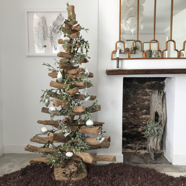 Natural Driftwood Tree 6ft