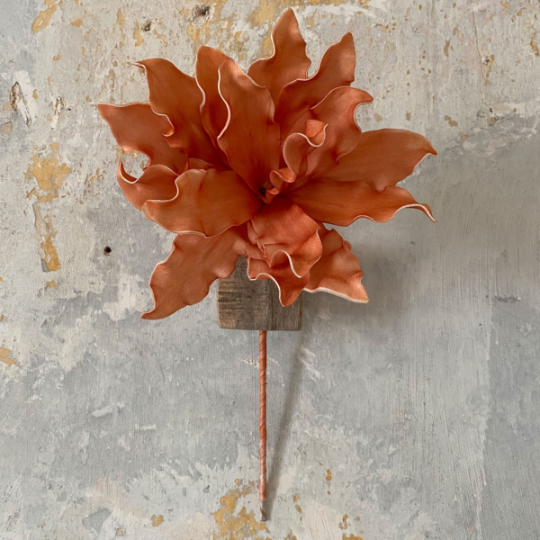 CUMBIA Faux Flower - Light Coral