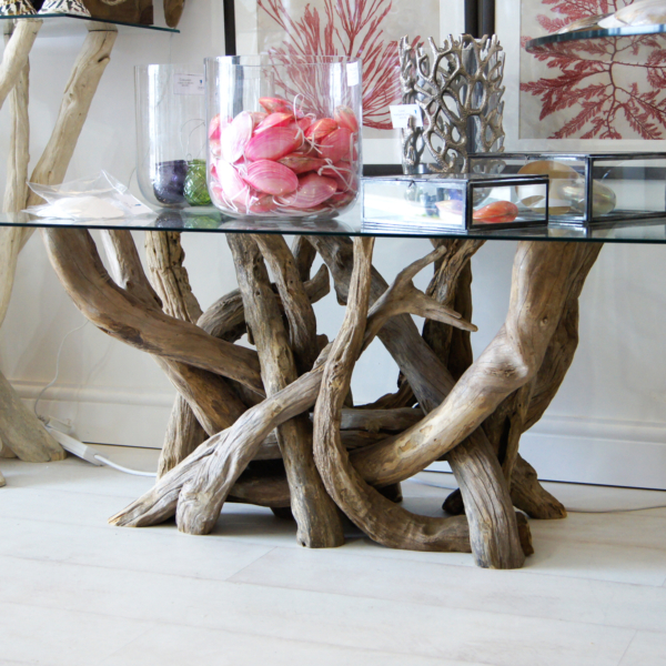 Rectangular Driftwood Coffee Table