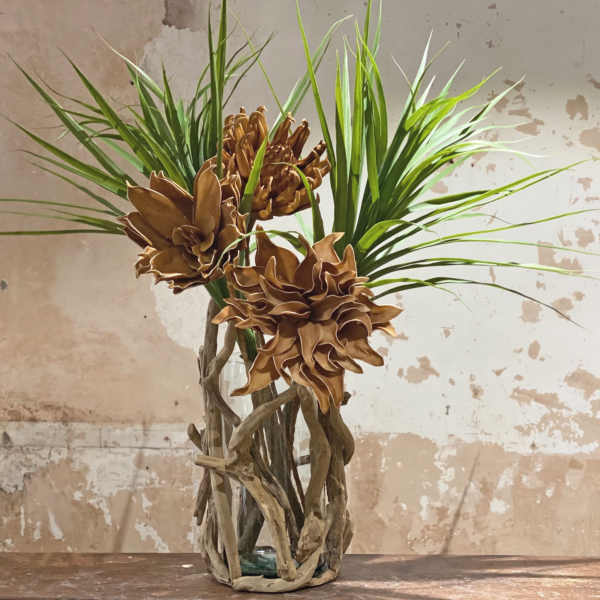 XL - Natural Driftwood Vase