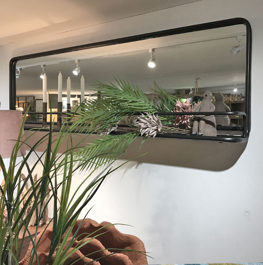 Landscape Carriage Mirror