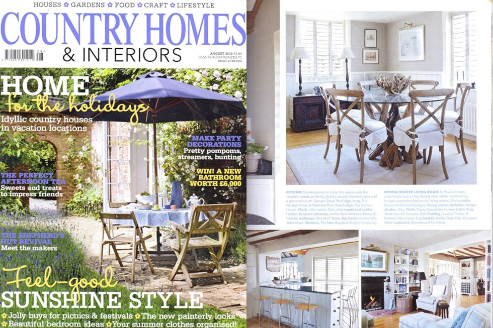 Country Homes Aug 2012