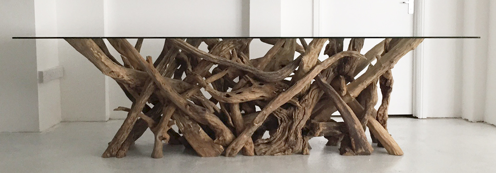 Driftwood Conference or Large Family Dining Table