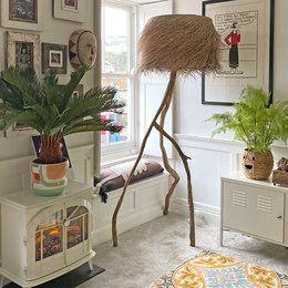 Doris Brixham Floor Lamp